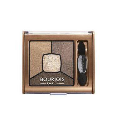 Smoky Stories Bourjois - Paleta De Sombras 06 - Upside Brown