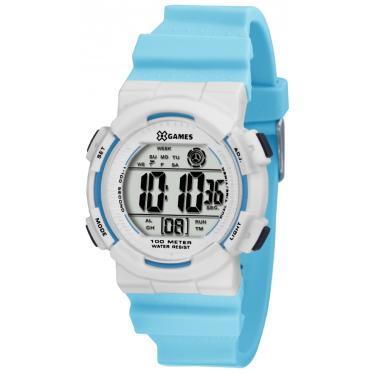 184ae0ee764 Relógio Masculino X-Games Esportivo Xkppd023 Bxax Azul