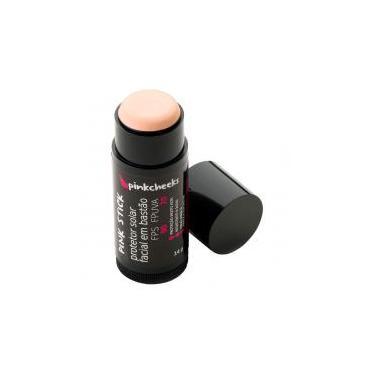 Protetor Solar Facial Pink Cheeks Pink Stick FPS 90 - 10km -
