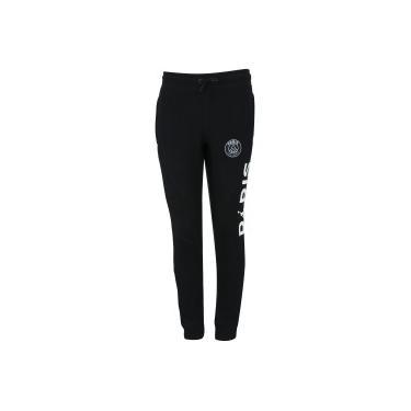 Calça de Moletom Jordan X PSG Wings Nike - Masculina - PRETO BRANCO Nike 0123f73b8898b