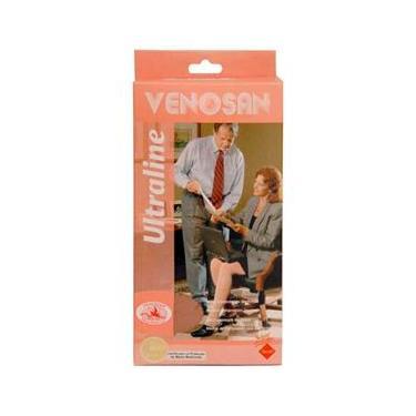 Meia 7/8 Unissex Sem Ponteira de Média Compressão (20-30 mmHg) Ultraline 4000 (REF. BG41613) - Venosan®