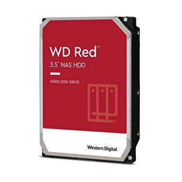 HD WD Red NAS 4TB 5400RPM 256MB SATA 3 6GB/s WD40EFAX WESTERN DIGITAL