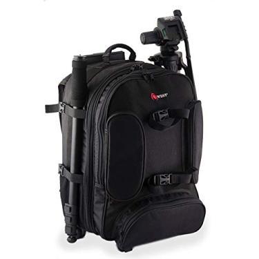 Mochila para Câmera DSLR ou Filmadora - WEST NEW CAR - C37xP22xA57cm