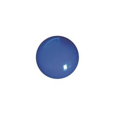 Imagem de Bola De Vinil Lisa Grande Azul ( Kit Com 10 Bolas ).