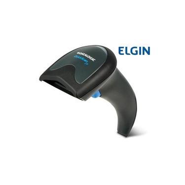 Leitor Código De Barras Datalogic Elgin Quickscan Qw2100 Usb