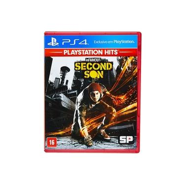Jogo PS4 - Infamous Second Son - Playstation Hits - Sony