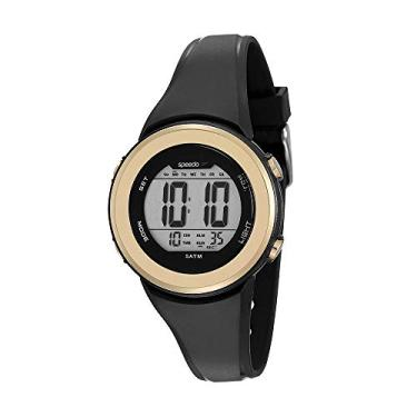 bdca52c4767 Relógio Speedo Feminino Digital Preto 81152L0EVNP1