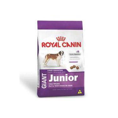 Ração Royal Canin Giant Junior Para Cães Gigantes Filhotes De 8 A 18/24 Meses De Idade-15 Kg