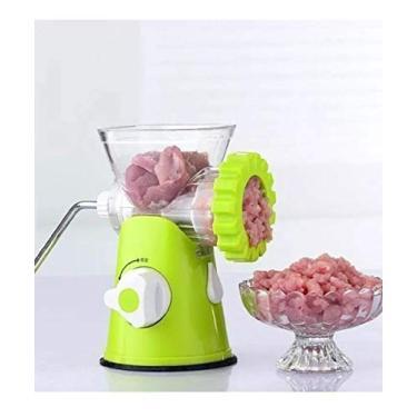 Moedor de carnes e alimentos MaxChef - Faça também linguiças caseiras