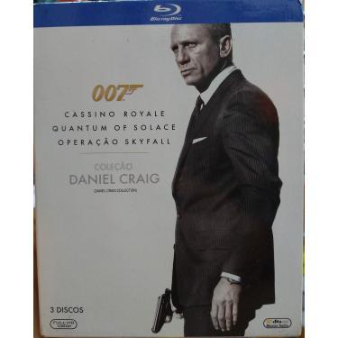 Imagem de Blu-Ray 007 Daniel Craig Collection ( 3 Discos )