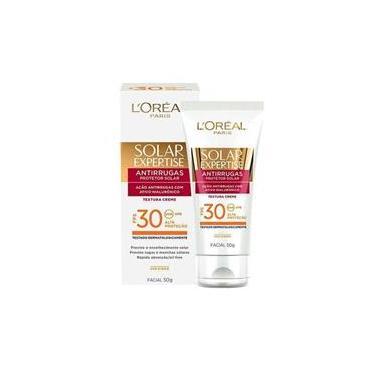 Protetor Solar Expertise Antirrugas Facial Fps 30 50g