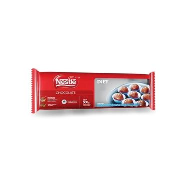 Barra Chocolate Diet Chocolate Ao Leite Nestlé 500g