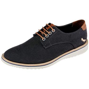Sapato Casual Dado Reserva Masculino Preto 37