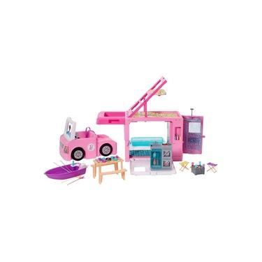 Imagem de Trailer dos Sonhos 3 em 1 Barbie - Mattel GHL93