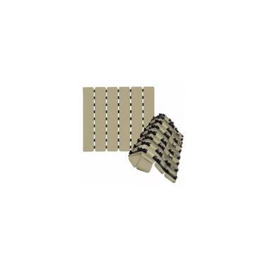 Imagem de Estrado para Banheiro Cobalto Plastic Marfim