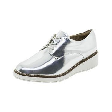 Sapato Feminino Oxford Piccadilly - 731016