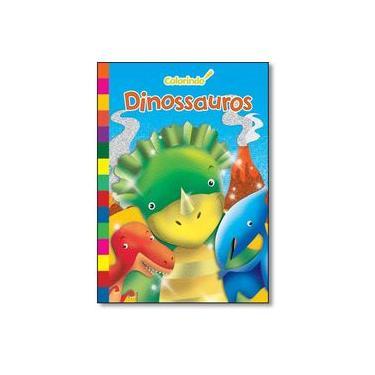 Dinossauros - Colorindo - Cultural, Ciranda - 9788538041894