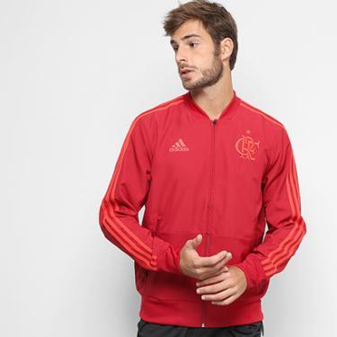 Jaqueta Flamengo Viagem Adidas Masculina - Masculino 13312ef8f2fc0