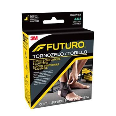 Imagem de Tornozeleira Confortável 3M FUTURO Bilateral - Tamanho Ajustável
