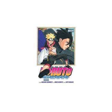 Boruto. Naruto Next Generations - Volume 4 - Masashi Kishimoto - 9788542612578