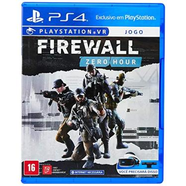 Firewall Zero Hour, Vr, Playstation 4