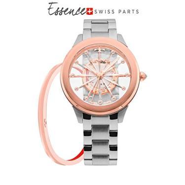 da96c4b5424 Relógio Feminino Technos Analógico Swiss Parts F03101AB K1W