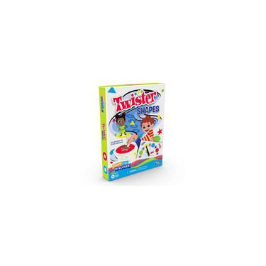Imagem de Jogo Twister Formas Hasbro