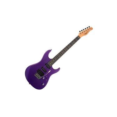 Imagem de Guitarra Tagima TG-510 Roxa TW Series Metallic Purple Linha Woodstock