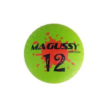 Bola Iniciação De Borracha 12 Magussy
