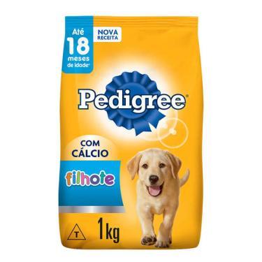 Ração Pedigree Junior para Cães Filhotes de Raças Médias e Grandes - 1 Kg