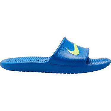 Chinelo Nike Kawa Shower Masculino Azul-39,5