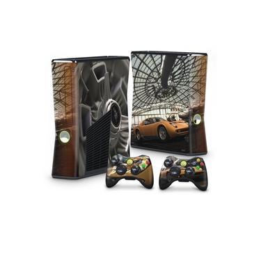 Skin Adesivo para Xbox 360 Slim - Gran Turismo