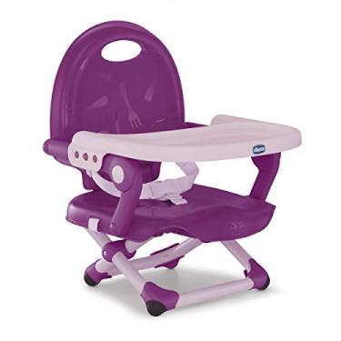 Assento Elevatório Pocket Snack Violetta Chicco, Chicco, Violetta