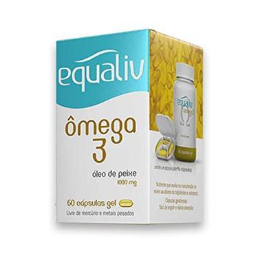 Omega 3 Com 1000 Mg Equaliv Com 120 Capsulas.
