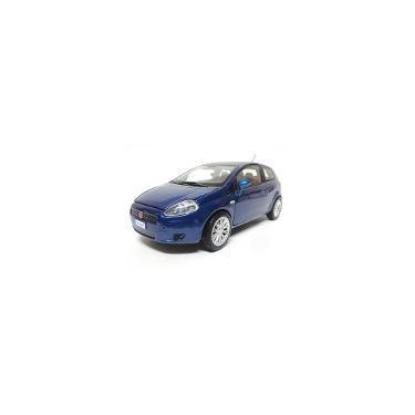 Imagem de Fiat Grande Punto 1:24 Motormax Azul