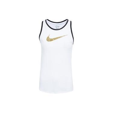 Camiseta Regata Nike Dry Tank DFC Glam - Feminina Nike Feminino