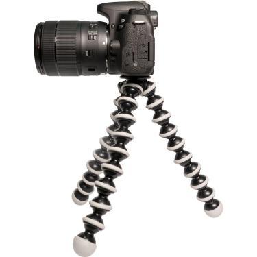 Imagem de Tripé Flexível Gorillapod Para Câmeras Dslr E Gopro Hero