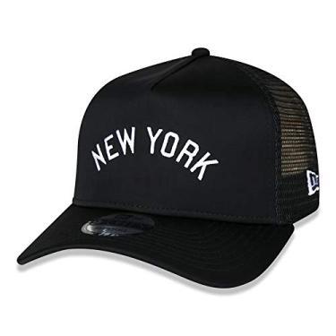 BONÉ 9FORTY A-FRAME TRUCKER MLB NEW YORK YANKEES DESERT CAMO NEW ERA