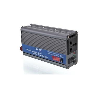 Inversor De Tensão 1000W / 110V / 12V Conversor Automotivo