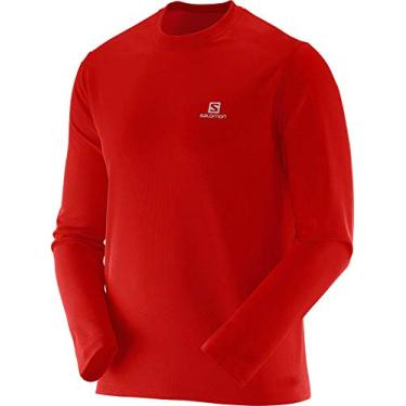 Camiseta Salomon Masculina - Comet Ls