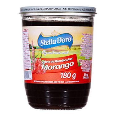 Geleia De Mocotó Morango Stella D'Oro 180g