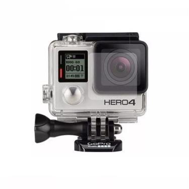 Película Protetora De Lente Para Câmeras Gopro Hero 3+,4