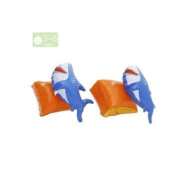 Boia de Braço Tubarão Polygroup Infantil - brink+