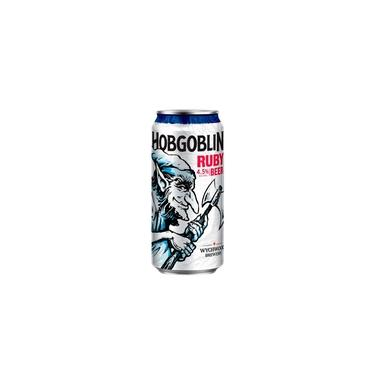 Cerveja Inglesa Hobgoblin Legend Ruby lata 500ml