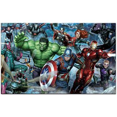 Imagem de Os Vingadores - Quebra-cabeça 2000 peças