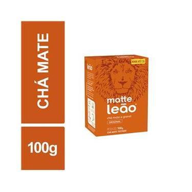 Chá Mate Granel Matte Leão 100g Caixa
