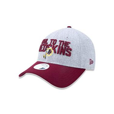 BONE 920 WASHINGTON REDSKINS NFL ABA CURVA MESCLA CINZA NEW ERA