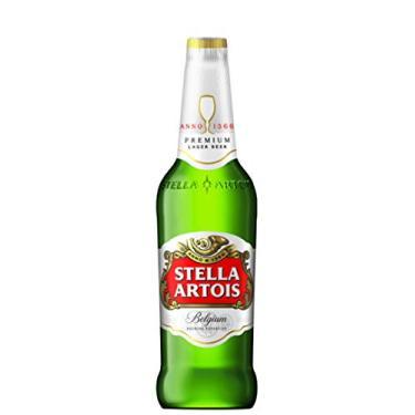 Cerveja Stella Artois, Garrafa com 550ml Stella Artois 550 ml
