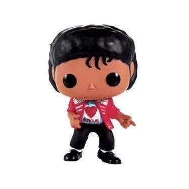 Imagem de Funko Pop Rock Michael Jackson Beat It # 23