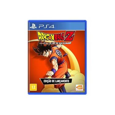 Jogo Dragon Ball Z: Kakarot (Edição de Lançamento) - PS4
